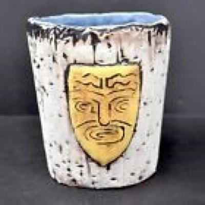 Kon Tiki Tucker Home Tiki Bar Crawl Bone Bucket Tiki Mug