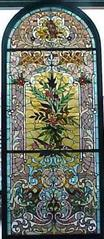 Stained Glass Window, Grace Episcopal Church