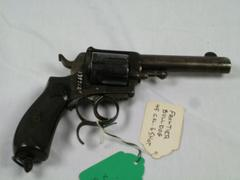 Revolver, Frontier Bulldog