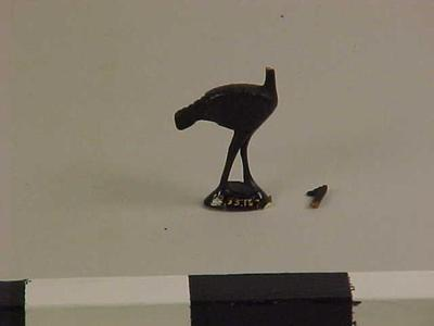 Figurine, Long-legged Bird