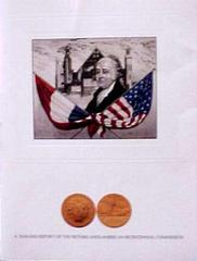 Report, 'a Year-end Report Of The Netherlands-american  Bicentennial Commission'