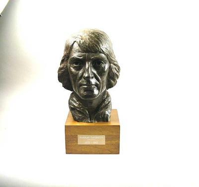 Bust, Nicholas Copernicus