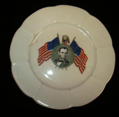 Dish, Abraham Lincoln