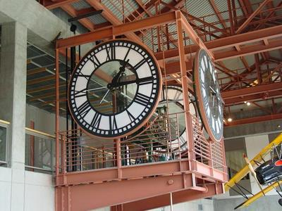 City Hall Tower Clock