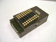 Comptometer, Adding Machine