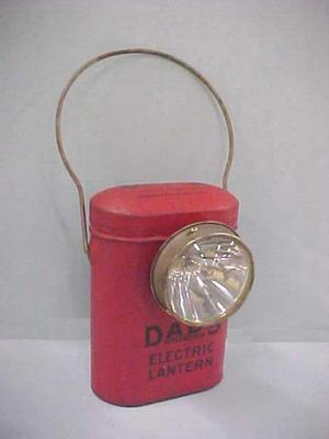 Dad's Electric Lantern