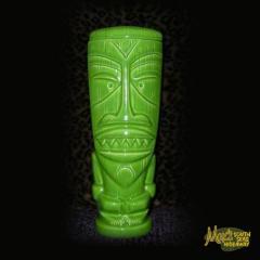 SHAG Green Mondo Tiki Mug