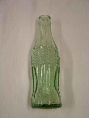 Bottle, Coca Cola