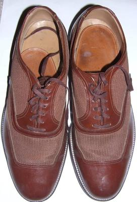 Shoes, Brown, Men's
