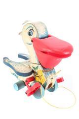 Big Bill Pelican Pull Toy