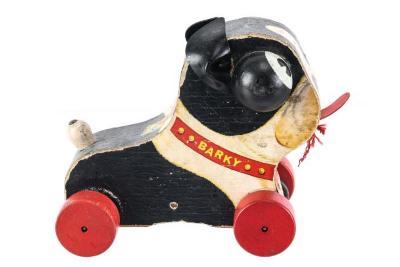 Barky Pull Toy