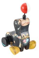 Suzie Seal Pull Toy