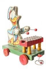 Donald Duck Xylophone Pull Toy
