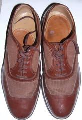 Shoes, Brown, Men's
