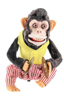 Jolly Chimp Mechanical Toy