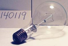 Light Bulb, 500 Watt