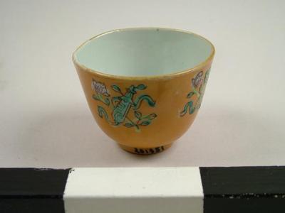 Cup, Tea (canton Ware)