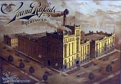 Lithograph, Grand Rapids Brewing Company
