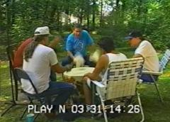 Oral History Interview, White Thunder Drummers