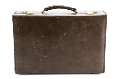 Briefcase, Roger B. Chaffee Archive Collection #6