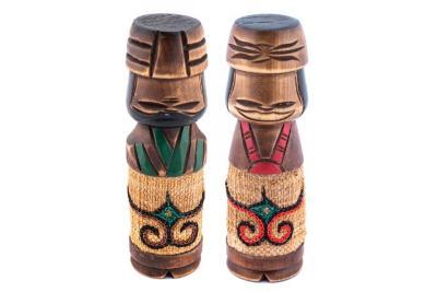 Ainu Figures