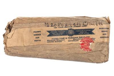 Pharmaceutical, Powdered French Chalk