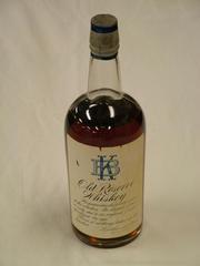 Bottle, Whiskey
