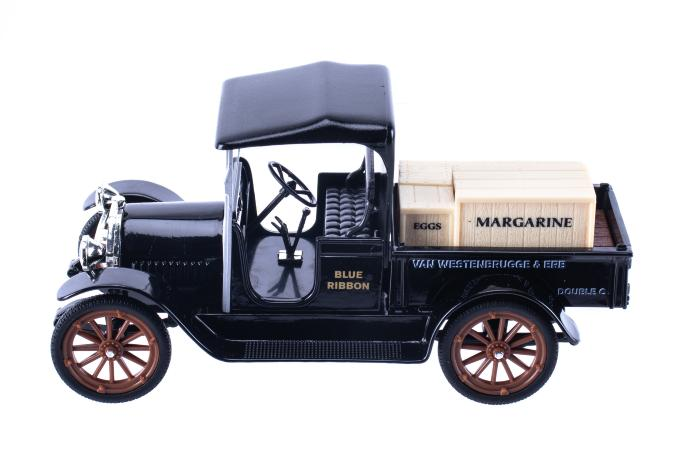 Truck Model and Box