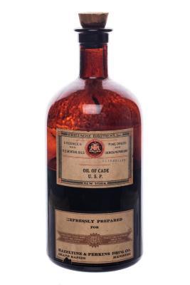 Pharmaceutical, Oil of Cade
