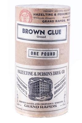 Pharmaceutical, Brown Glue