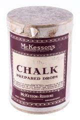 Pharmaceutical, Chalk Prepared Drops