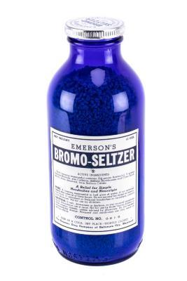 Pharmaceutical, Bromo-Seltzer