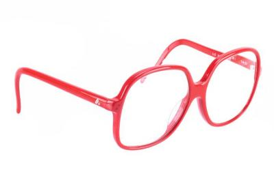Glasses, Red