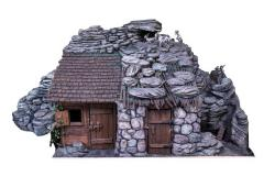 Model, Swiss Herder's Home