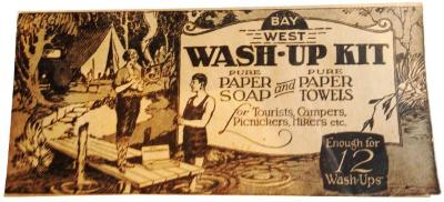 Wash - Up Kit