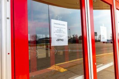 Digital Photograph, AMC Theatre