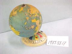 Spinning Globe Game
