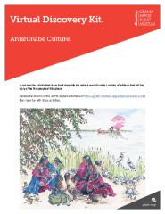 Virtual Discovery Kit: Anishinabe Culture