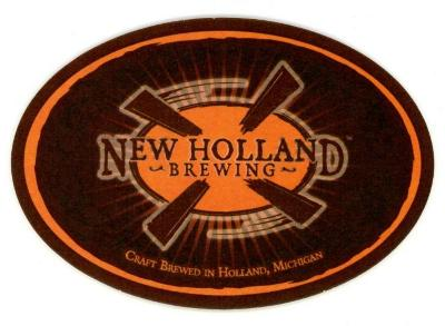 Coaster, New Holland Brewing
