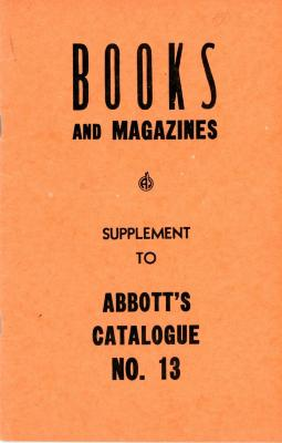 Abbott's Catalogue