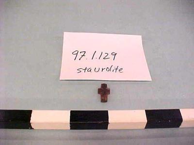 Staurolite Cruciform
