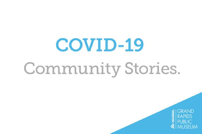 COVID-19 Story, Leslie Nicewander