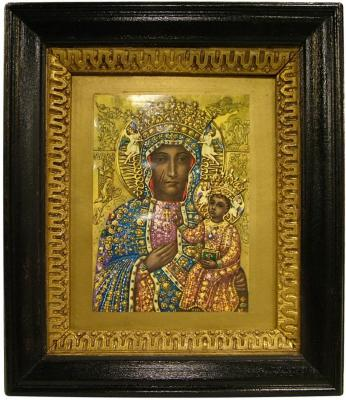 Our Lady Of Czestochowska Print