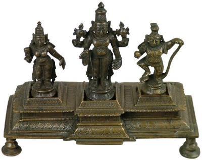 Figure, Rama
