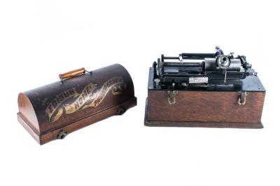 Phonograph, Cylinder