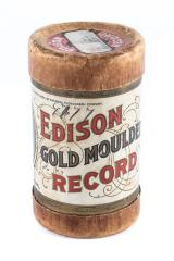 Cylinder Record, Vaudeville Sketch- Mandy and her Man by Ada Jones and Len Spencer