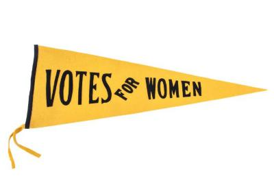 Pennant, Votes For Women
