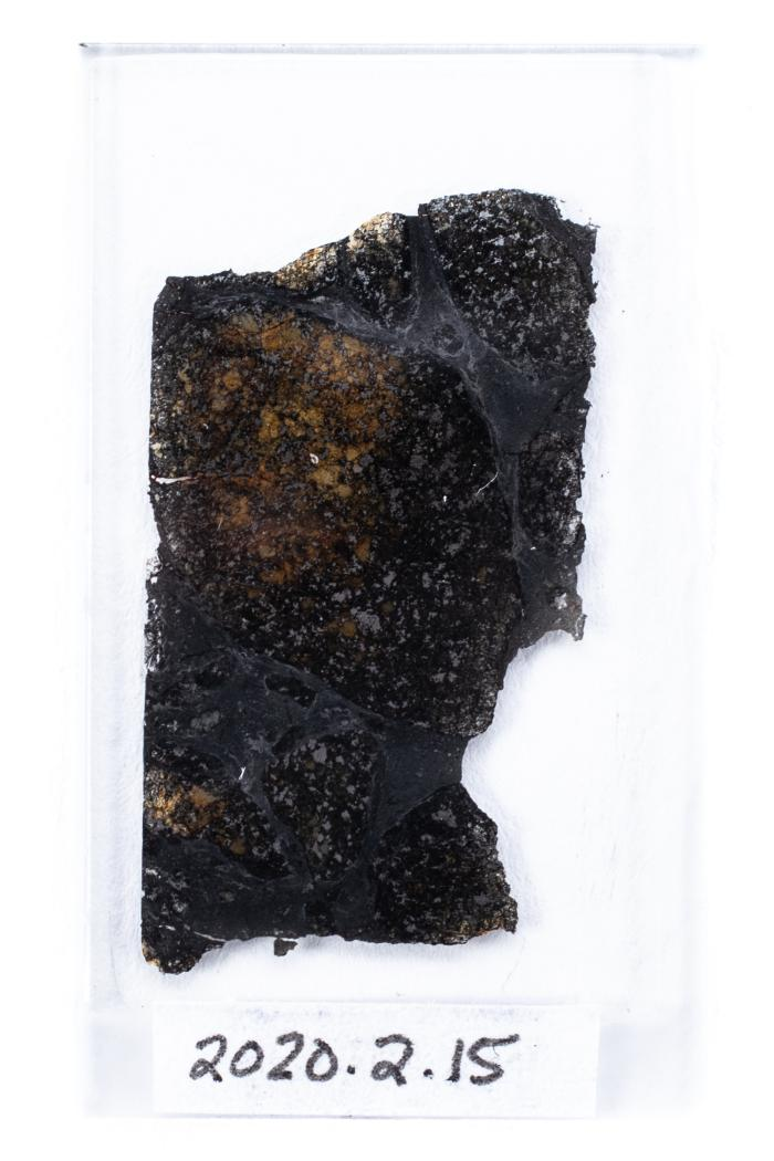 Rose City Meteorite (thin section)