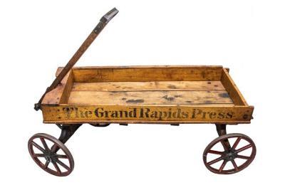 Newspaper Wagon