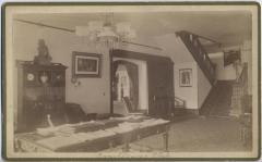 Photograph, Interior Of The O-wash-ta-nong Club House